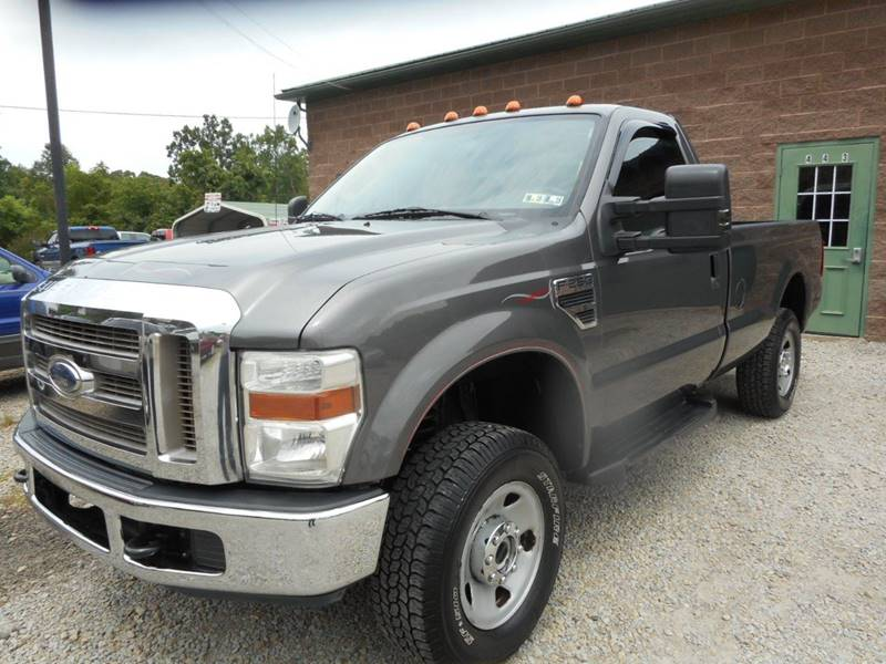 2008 Ford F-250 Super Duty for sale at Sleepy Hollow Motors in New Eagle PA