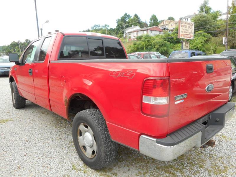 2005 Ford F-150 for sale at Sleepy Hollow Motors in New Eagle PA
