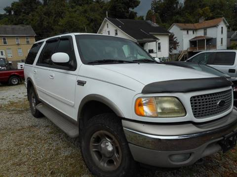 2000 Ford Expedition for sale at Sleepy Hollow Motors in New Eagle PA