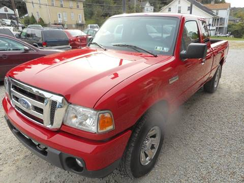 2008 Ford Ranger for sale at Sleepy Hollow Motors in New Eagle PA