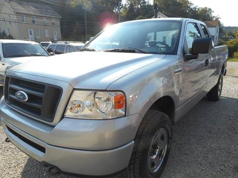 2008 Ford F-150 for sale at Sleepy Hollow Motors in New Eagle PA