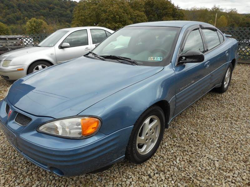 1999 Pontiac Grand Am for sale at Sleepy Hollow Motors in New Eagle PA