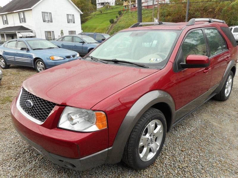 2005 Ford Freestyle for sale at Sleepy Hollow Motors in New Eagle PA