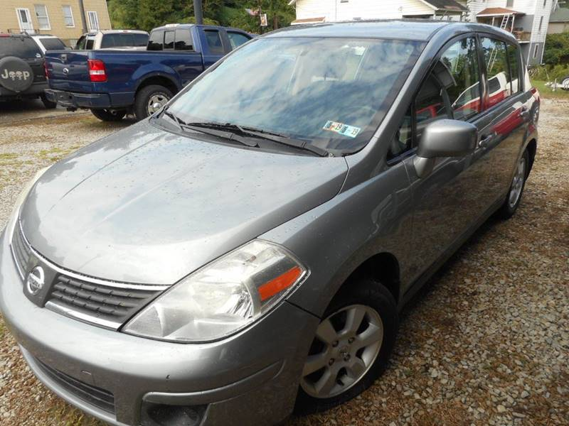 2008 Nissan Versa For Sale At Sleepy Hollow Motors In New Eagle PA