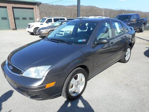Sleepy Hollow Ford >> Ford Focus For Sale In New Eagle Pa Sleepy Hollow Motors
