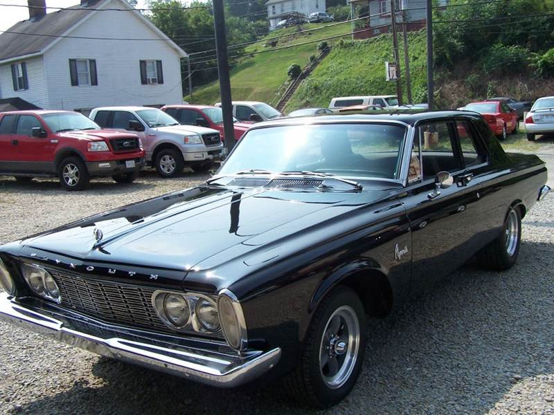 1963 Plymouth Savoy for sale at Sleepy Hollow Motors in New Eagle PA