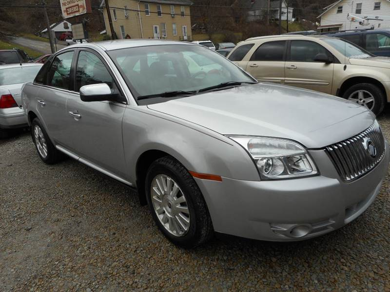 2009 Mercury Sable for sale at Sleepy Hollow Motors in New Eagle PA