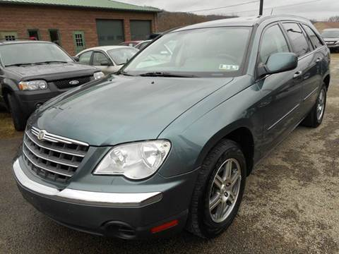 2007 Chrysler Pacifica for sale at Sleepy Hollow Motors in New Eagle PA