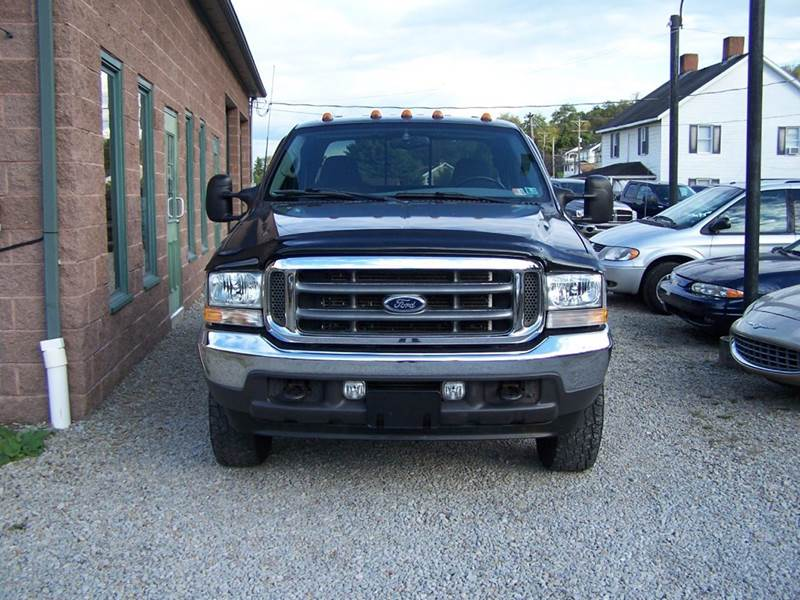 2002 Ford F-350 Super Duty for sale at Sleepy Hollow Motors in New Eagle PA