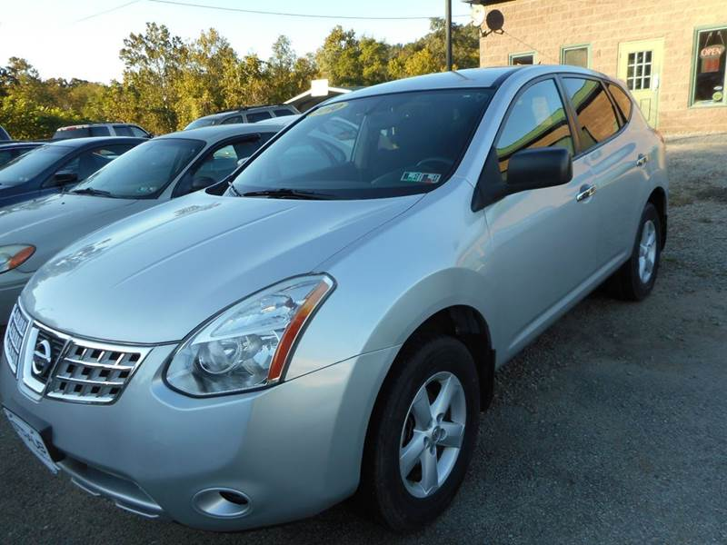 2010 Nissan Rogue S In New Eagle Pa Sleepy Hollow Motors