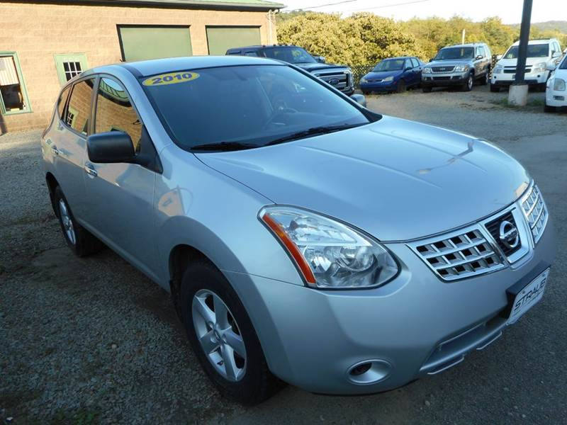 2010 Nissan Rogue for sale at Sleepy Hollow Motors in New Eagle PA