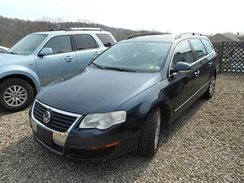 2007 Volkswagen Passat for sale at Sleepy Hollow Motors in New Eagle PA