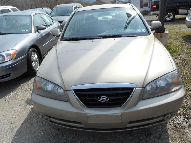 2006 Hyundai Elantra for sale at Sleepy Hollow Motors in New Eagle PA