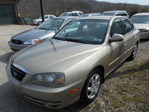 2006 Hyundai Elantra for sale at Sleepy Hollow Motors in New Eagle PA