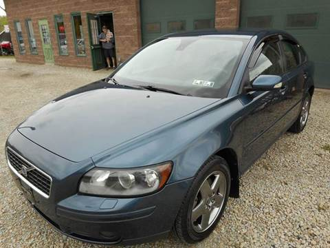 2006 Volvo S40 for sale at Sleepy Hollow Motors in New Eagle PA