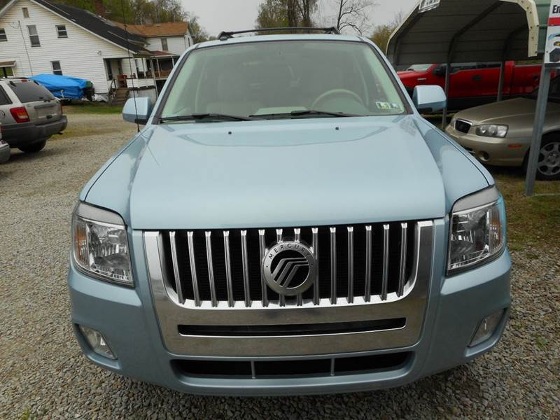 2008 Mercury Mariner for sale at Sleepy Hollow Motors in New Eagle PA