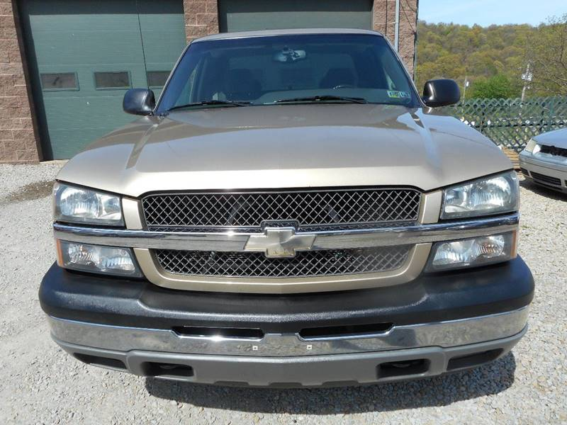 2005 Chevrolet Silverado 1500 for sale at Sleepy Hollow Motors in New Eagle PA