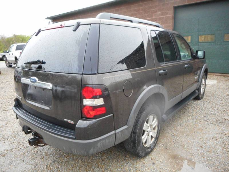 2006 Ford Explorer for sale at Sleepy Hollow Motors in New Eagle PA