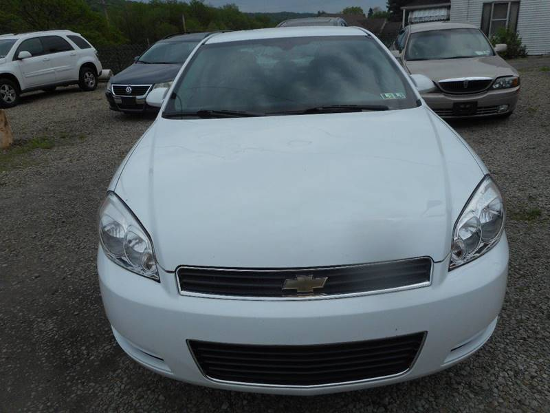 2011 Chevrolet Impala for sale at Sleepy Hollow Motors in New Eagle PA