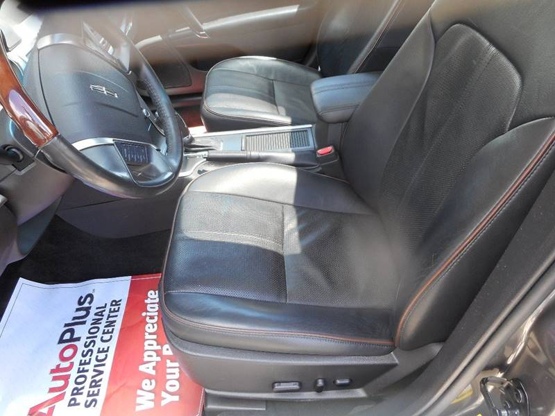 2011 Lincoln MKZ for sale at Sleepy Hollow Motors in New Eagle PA