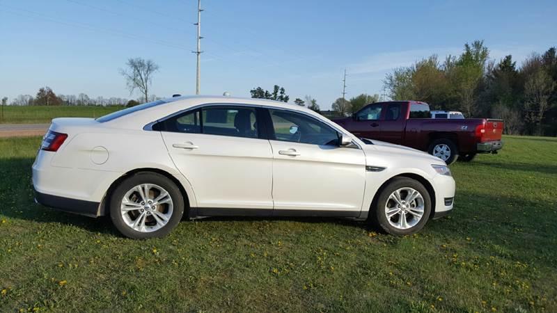 2015 Ford Taurus SEL 4dr Sedan - Wisconsin Rapids WI