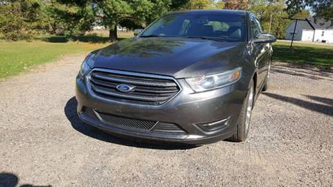 2015 Ford Taurus for sale in Wisconsin Rapids, WI