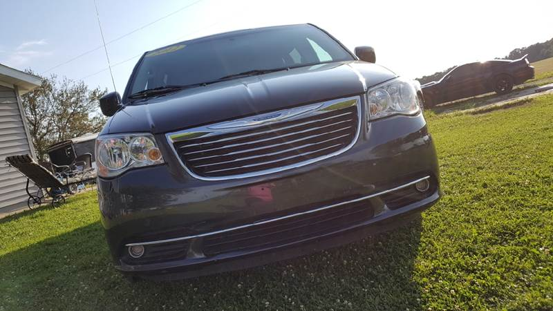 2012 Chrysler Town and Country Touring 4dr Mini-Van - Wisconsin Rapids WI