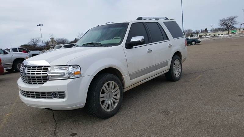 2012 Lincoln Navigator 4x4 4dr SUV - Wisconsin Rapids WI