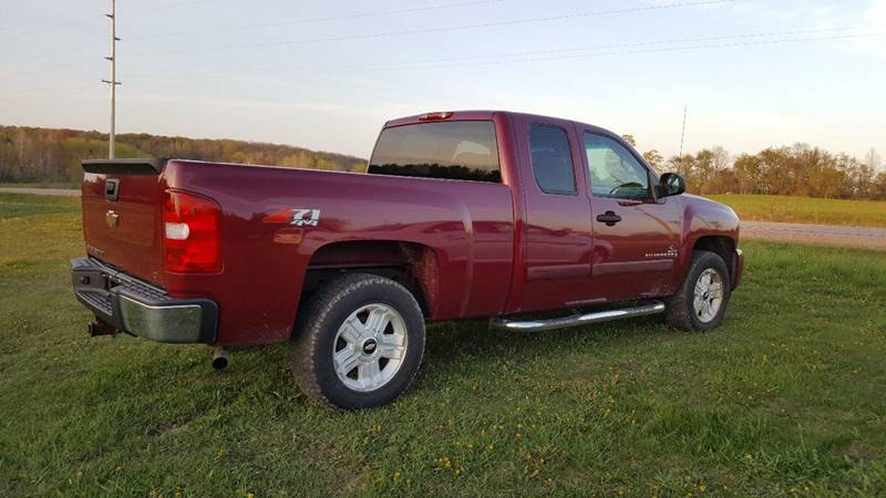 2007 Chevrolet Silverado 1500 LT1 4dr Extended Cab 4WD 6.5 ft. SB - Wisconsin Rapids WI
