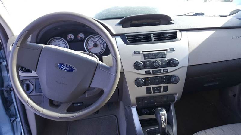 2009 Ford Focus SE 4dr Sedan - Wisconsin Rapids WI