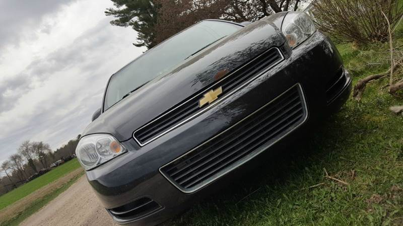 2012 Chevrolet Impala LT Fleet 4dr Sedan - Wisconsin Rapids WI