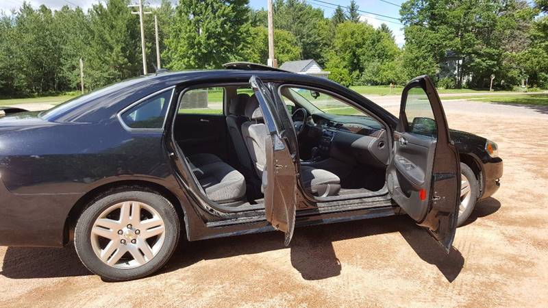 2012 Chevrolet Impala LT Fleet 4dr Sedan - Wisconsin Rapids WI
