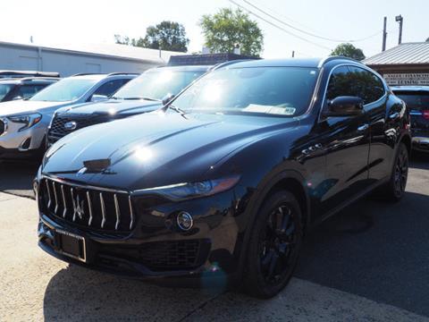 2018 Maserati Levante for sale in Garwood, NJ