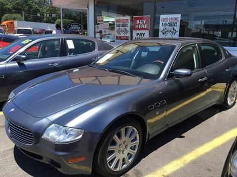Maserati quattroporte 2005 for sale