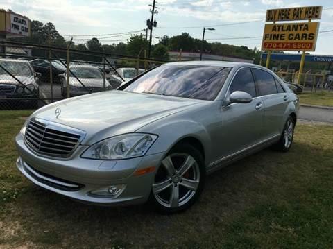 Mercedes benz s class for sale in jonesboro ga for Mercedes benz s550 for sale in atlanta ga
