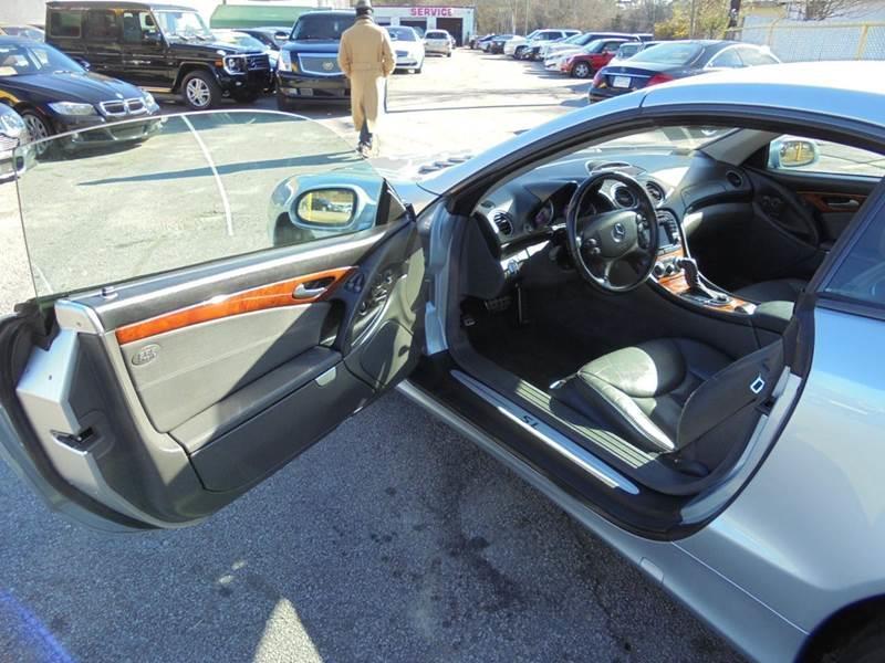 2003 Mercedes-Benz SL-Class SL 500 2dr Convertible - Jonesboro GA