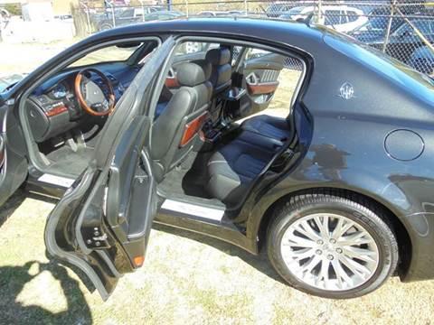 2009 maserati quattroporte 4dr sedan in jonesboro ga atlanta fine cars. Black Bedroom Furniture Sets. Home Design Ideas