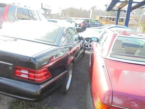 2001 mercedes benz sl class sl 500 2dr convertible in jonesboro ga atlanta fine cars. Black Bedroom Furniture Sets. Home Design Ideas