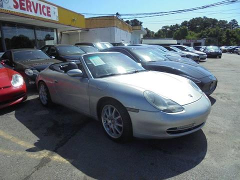 1999 Porsche 911 for sale at Atlanta Fine Cars in Jonesboro GA