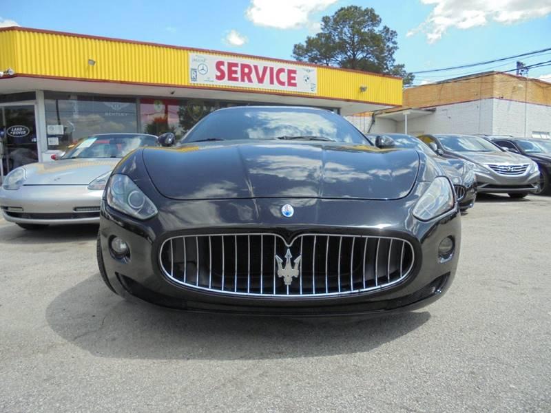 2008 Maserati GranTurismo for sale at Atlanta Fine Cars in Jonesboro GA