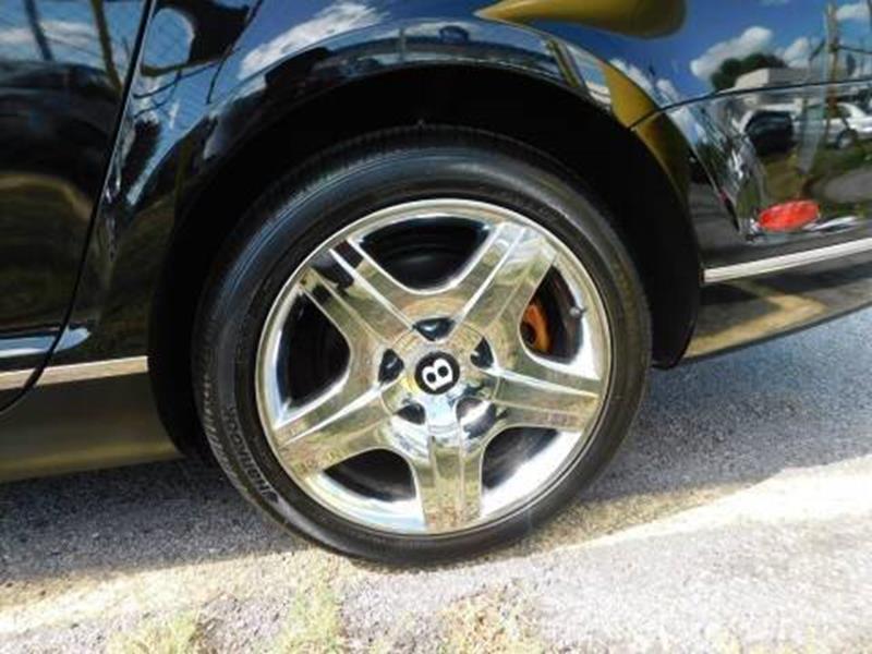 2012 Bentley Continental AWD Flying Spur 4dr Sedan - Jonesboro GA