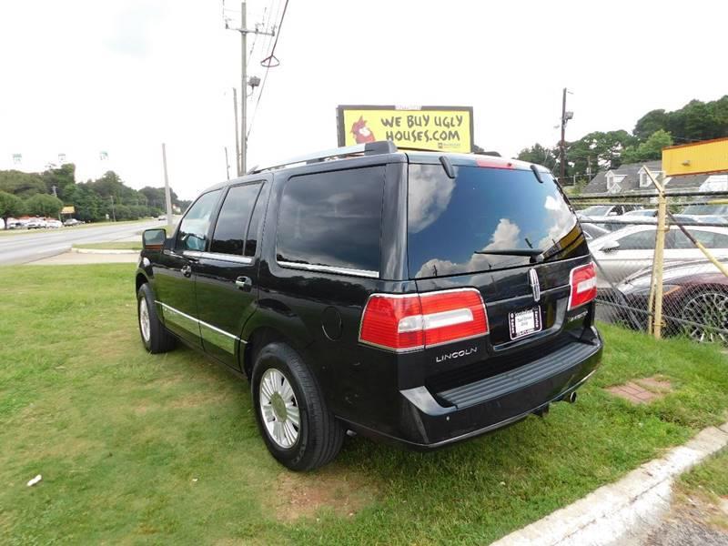 2010 Lincoln Navigator 4x4 4dr SUV - Jonesboro GA