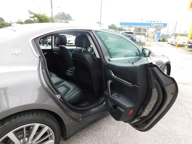 2015 maserati ghibli awd s q4 4dr sedan in jonesboro ga atlanta fine cars. Black Bedroom Furniture Sets. Home Design Ideas
