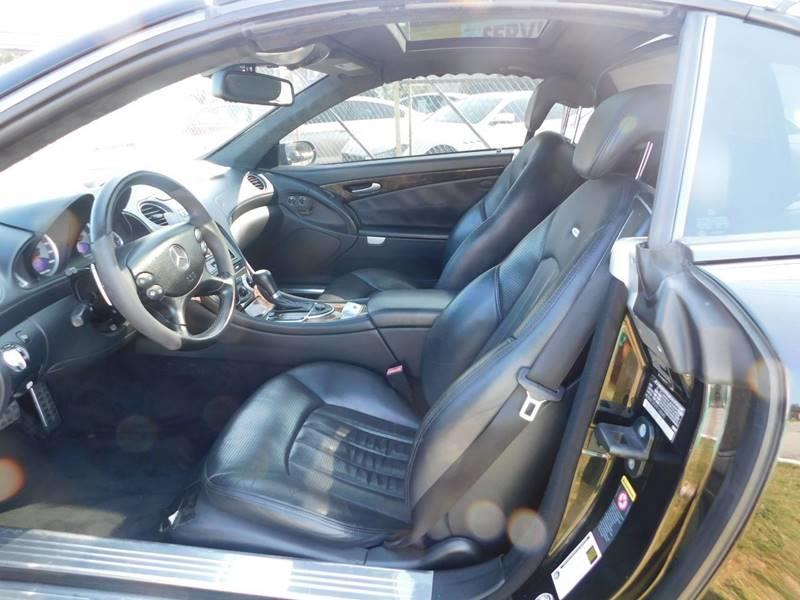 2007 Mercedes-Benz SL-Class SL 55 AMG 2dr Convertible - Jonesboro GA