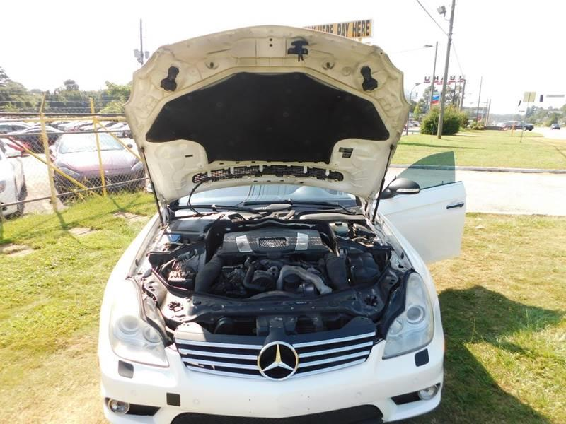 2008 Mercedes-Benz CLS CLS 550 4dr Sedan - Jonesboro GA