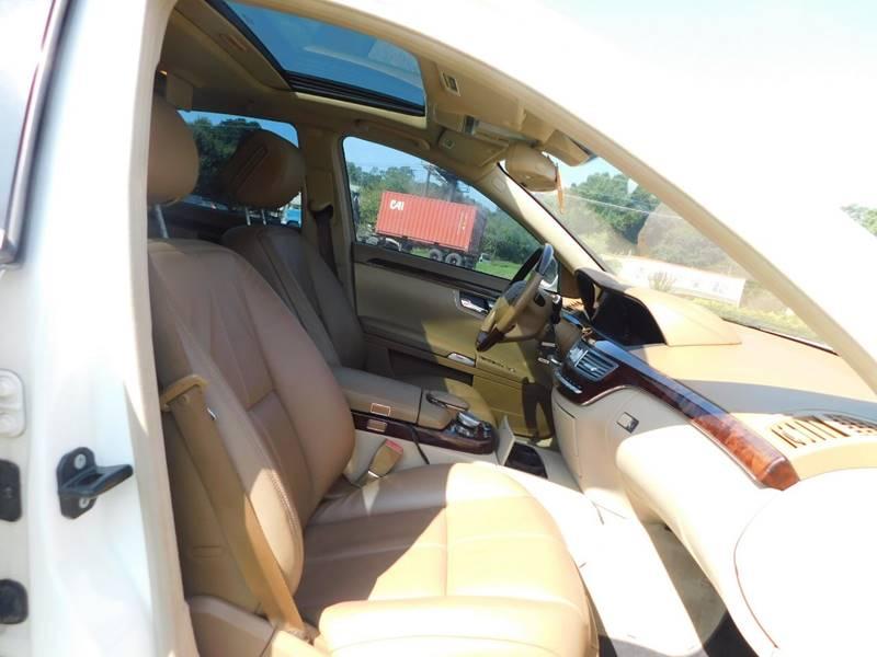 2007 mercedes benz s class s 550 4dr sedan in jonesboro ga atlanta fine cars. Black Bedroom Furniture Sets. Home Design Ideas