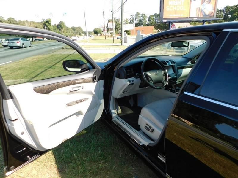 2011 Lexus LS 460 4dr Sedan - Jonesboro GA