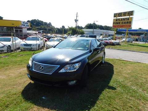 2011 Lexus LS 460 for sale in Jonesboro, GA