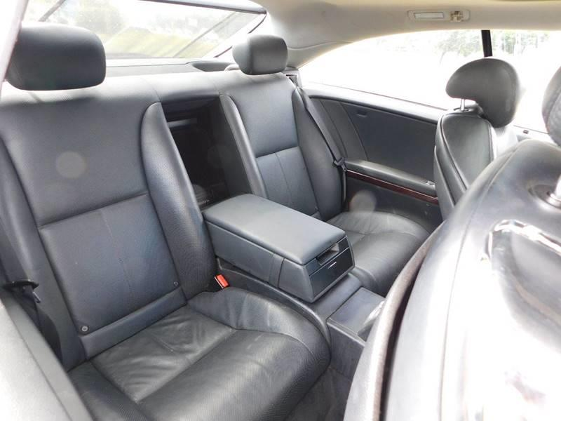 2008 Mercedes-Benz CL-Class CL 550 2dr Coupe - Jonesboro GA