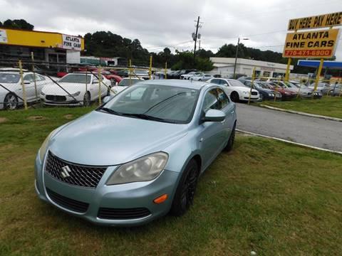 2012 Suzuki Kizashi for sale in Jonesboro, GA